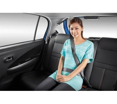 Từ tháng 1/2018: Ngồi ghế sau ô tô không thắt dây an toàn sẽ bị phạt